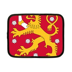 Coat of Arms of Finland Netbook Case (Small)