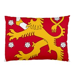 Coat of Arms of Finland Pillow Case
