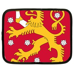 Coat of Arms of Finland Netbook Case (XXL)