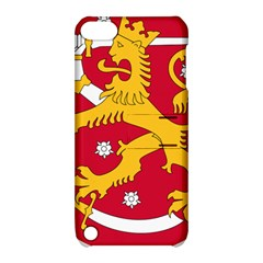 Coat of Arms of Finland Apple iPod Touch 5 Hardshell Case with Stand