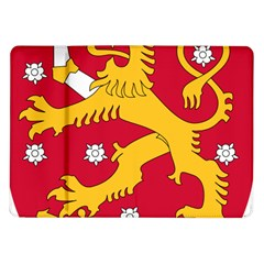 Coat of Arms of Finland Samsung Galaxy Tab 10.1  P7500 Flip Case