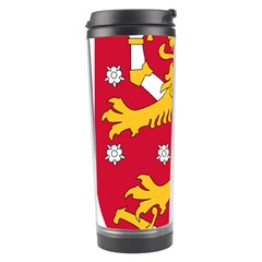 Coat of Arms of Finland Travel Tumbler