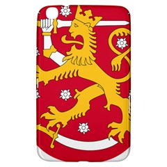 Coat of Arms of Finland Samsung Galaxy Tab 3 (8 ) T3100 Hardshell Case