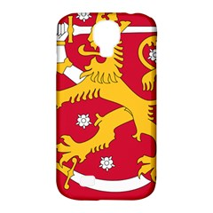 Coat of Arms of Finland Samsung Galaxy S4 Classic Hardshell Case (PC+Silicone)