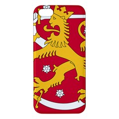 Coat of Arms of Finland iPhone 5S/ SE Premium Hardshell Case