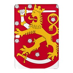 Coat of Arms of Finland Samsung Galaxy Tab Pro 10.1 Hardshell Case
