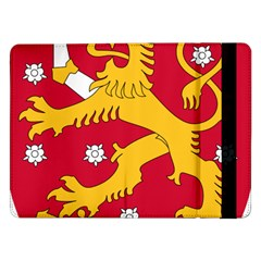 Coat of Arms of Finland Samsung Galaxy Tab Pro 12.2  Flip Case
