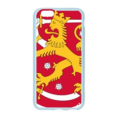 Coat of Arms of Finland Apple Seamless iPhone 6/6S Case (Color)