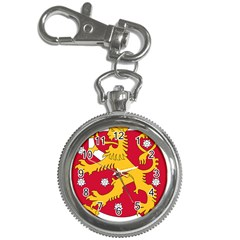 Coat of Arms of Finland Key Chain Watches