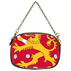Coat of Arms of Finland Chain Purses (One Side)