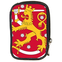 Coat of Arms of Finland Compact Camera Cases