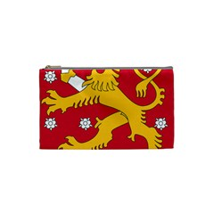 Coat of Arms of Finland Cosmetic Bag (Small)