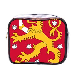 Coat of Arms of Finland Mini Toiletries Bags