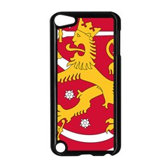 Coat of Arms of Finland Apple iPod Touch 5 Case (Black)