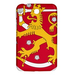 Coat of Arms of Finland Samsung Galaxy Tab 3 (7 ) P3200 Hardshell Case