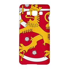 Coat of Arms of Finland Samsung Galaxy A5 Hardshell Case