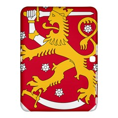Coat of Arms of Finland Samsung Galaxy Tab 4 (10.1 ) Hardshell Case