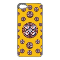 I Can See You Apple iPhone 5 Case (Silver)