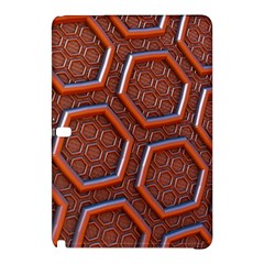 3d Abstract Patterns Hexagons Honeycomb Samsung Galaxy Tab Pro 12.2 Hardshell Case