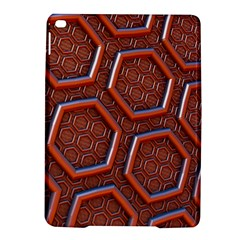 3d Abstract Patterns Hexagons Honeycomb Ipad Air 2 Hardshell Cases
