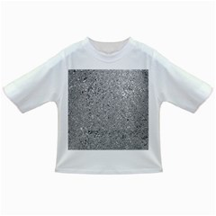 Abstract Flowing And Moving Liquid Metal Infant/toddler T Shirts