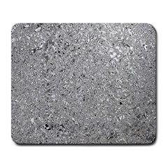 Abstract Flowing And Moving Liquid Metal Large Mousepads