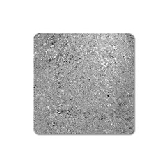 Abstract Flowing And Moving Liquid Metal Square Magnet