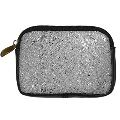 Abstract Flowing And Moving Liquid Metal Digital Camera Cases