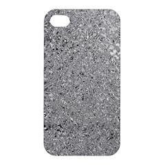 Abstract Flowing And Moving Liquid Metal Apple Iphone 4/4s Hardshell Case