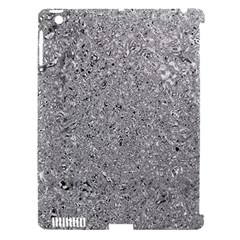 Abstract Flowing And Moving Liquid Metal Apple Ipad 3/4 Hardshell Case (compatible With Smart Cover)