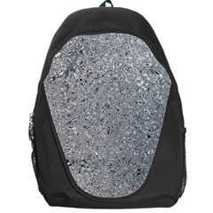 Abstract Flowing And Moving Liquid Metal Backpack Bag