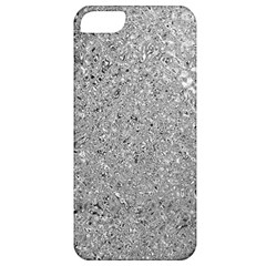 Abstract Flowing And Moving Liquid Metal Apple Iphone 5 Classic Hardshell Case