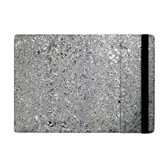 Abstract Flowing And Moving Liquid Metal Apple Ipad Mini Flip Case
