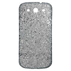 Abstract Flowing And Moving Liquid Metal Samsung Galaxy S3 S III Classic Hardshell Back Case