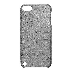 Abstract Flowing And Moving Liquid Metal Apple iPod Touch 5 Hardshell Case with Stand