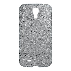 Abstract Flowing And Moving Liquid Metal Samsung Galaxy S4 I9500/I9505 Hardshell Case