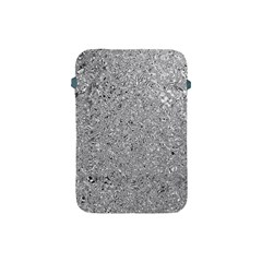 Abstract Flowing And Moving Liquid Metal Apple Ipad Mini Protective Soft Cases