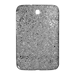 Abstract Flowing And Moving Liquid Metal Samsung Galaxy Note 8 0 N5100 Hardshell Case
