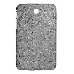 Abstract Flowing And Moving Liquid Metal Samsung Galaxy Tab 3 (7 ) P3200 Hardshell Case
