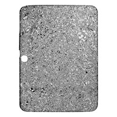 Abstract Flowing And Moving Liquid Metal Samsung Galaxy Tab 3 (10 1 ) P5200 Hardshell Case