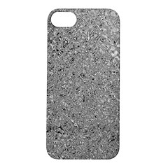 Abstract Flowing And Moving Liquid Metal Apple iPhone 5S/ SE Hardshell Case