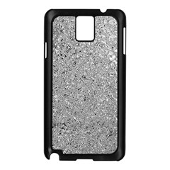 Abstract Flowing And Moving Liquid Metal Samsung Galaxy Note 3 N9005 Case (black)