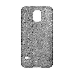 Abstract Flowing And Moving Liquid Metal Samsung Galaxy S5 Hardshell Case