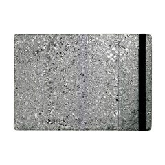 Abstract Flowing And Moving Liquid Metal Ipad Mini 2 Flip Cases