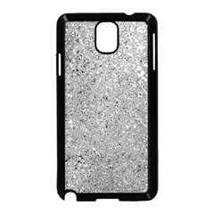 Abstract Flowing And Moving Liquid Metal Samsung Galaxy Note 3 Neo Hardshell Case (black)