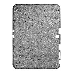 Abstract Flowing And Moving Liquid Metal Samsung Galaxy Tab 4 (10.1 ) Hardshell Case