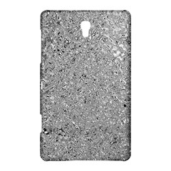 Abstract Flowing And Moving Liquid Metal Samsung Galaxy Tab S (8 4 ) Hardshell Case