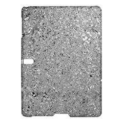 Abstract Flowing And Moving Liquid Metal Samsung Galaxy Tab S (10 5 ) Hardshell Case