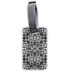 Modern Oriental Pattern Luggage Tags (Two Sides)