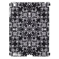 Modern Oriental Pattern Apple iPad 3/4 Hardshell Case (Compatible with Smart Cover)